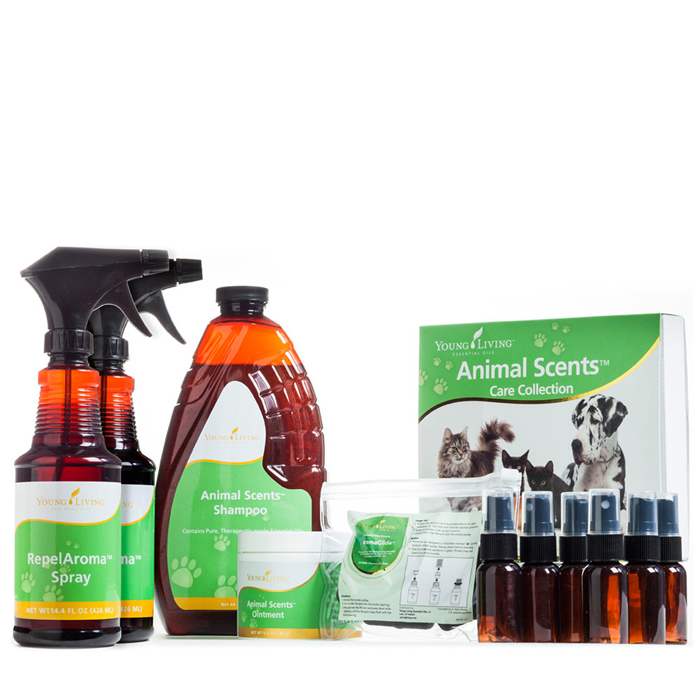 animal scents kit young living essential oils