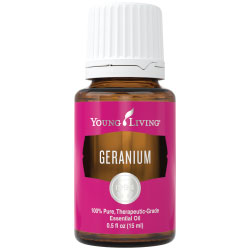 GERANIUM YOUNG LIVING ESSENTIAL OILS FOR BEAUTY