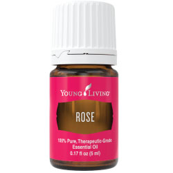 ROSE YOUNG LIVING ESSENTIAL OILS FOR BEAUTY